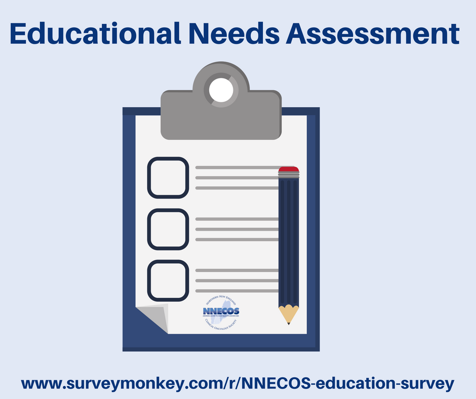Take the Educational Needs Assessment